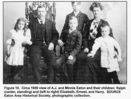 AJ Eaton family