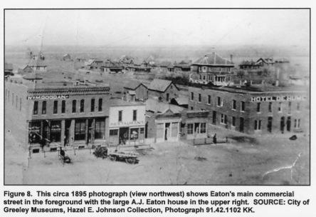 downtown E 1895